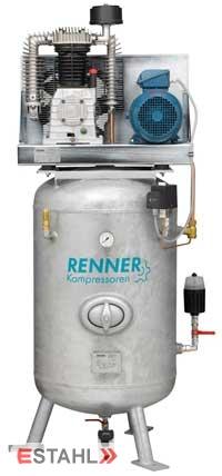 Kolbenkompressor Modell RIKO 700/270 ST