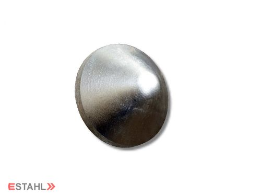 Pfostenkappe aus Aluminium - rund - 130 mm