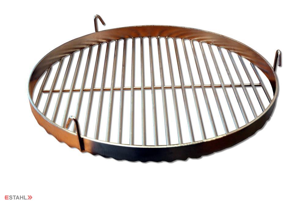 massives grillrost aus edelstahl. Black Bedroom Furniture Sets. Home Design Ideas