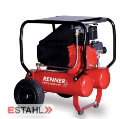 Mobiler Kolbenkompressor Modell REKO 320W/24