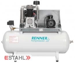 Stationärer Kolbenkompressor Modell REKO 700/270