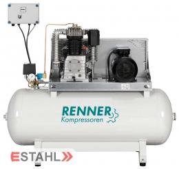 Stationärer Kolbenkompressor Modell REKO H 700/150