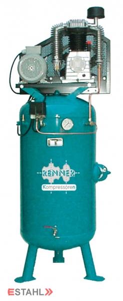 Kolbenkompressor Modell RIK 500/1500 D