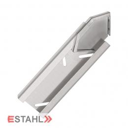 Aluminium Winkelbeschlag 45°