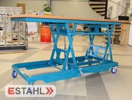 Höhenverstellbarer Arbeitstisch HS 300