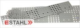 Kit 1S; Türstufenrampe bis zu 4,2 cm (75cm) mit Slip Stop