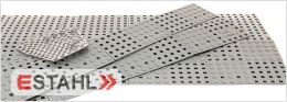 Kit 102S; Türstufenrampe bis zu 7,8 cm (75cm) mit Slip Stop