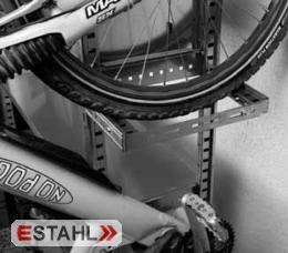 Fahrradhalter M960 / M1200 35 x 300 x 190 mm