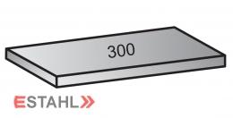 Boden Modul 1200 mm x 300 mm Standard verzinkt