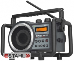 DAB+Box Baustellenradio