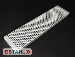 Sicherheitsstufe Typ 02 offen, 800 x 200 x 57 mm