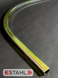 Laufrohr Bogenstück Größe 4