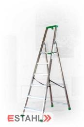 Stufenstehleiter, 12 Stufen