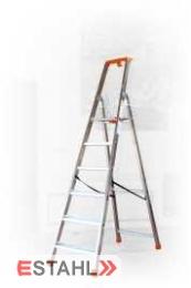 Stufenstehleiter, 6 Stufen