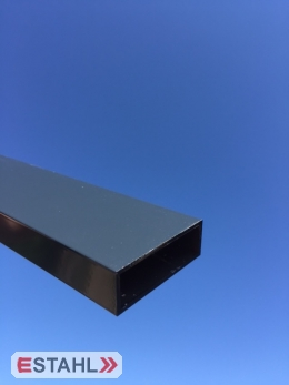 Rechteckrohr 60x20x2 mm - Länge ca. 555 mm