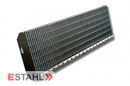 Maß - Gitterroststufe 700 x 240 mm 30/10