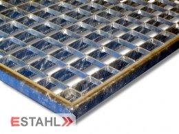 Norm - Gitterrost 390 x 690 x 20 mm 30/30