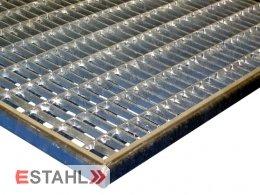Norm - Gitterrost 390 x 590 x 20 mm  30/10