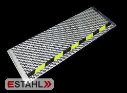 nachleuchtende Sicherheitsstufe Länge 1500 mm